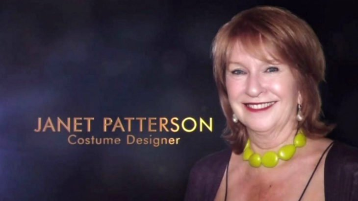 Janet Patterson en el in memoriam de los premios Óscar