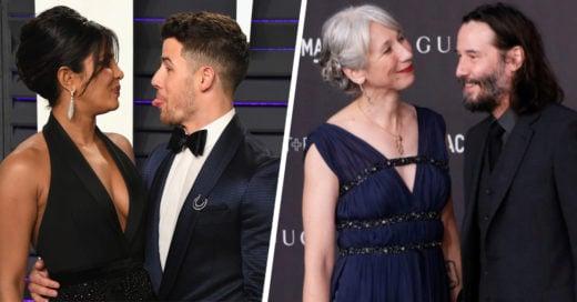 15 Parejas de famosos para que creas que el amor no está muerto