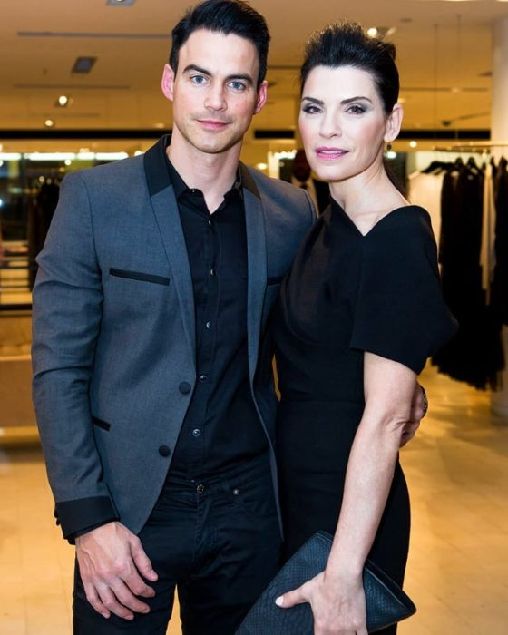 Julianna Margulies y Keith Lieberthal son una de las parejas más guapas