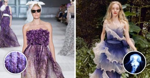 16 Vestidos que te conectan con la naturaleza