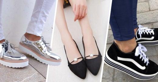 Los 11 pares de zapatos planos más cómodos para ir a trabajar
