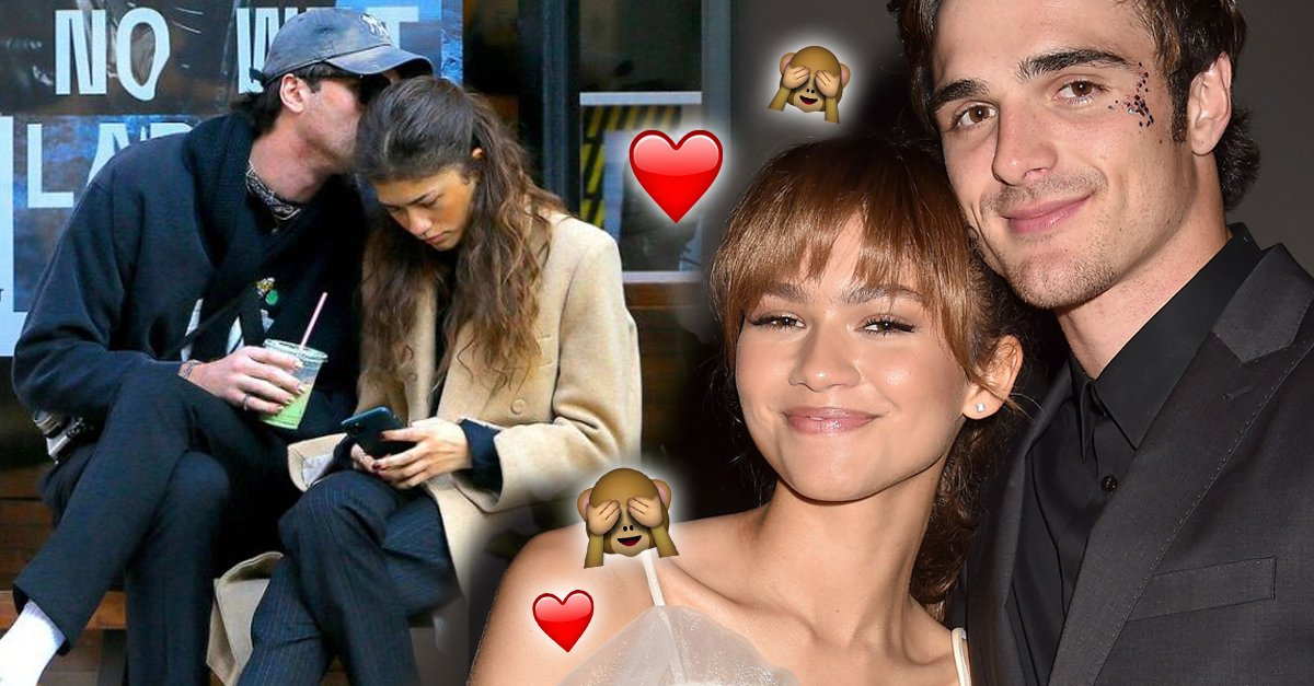 ¡Alerta romance! Jacob Elordi y Zendaya SÍ están juntos