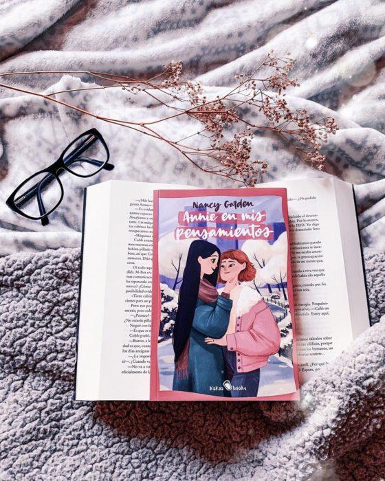 Libro Annie en mis pensamientos de Nancy Garden