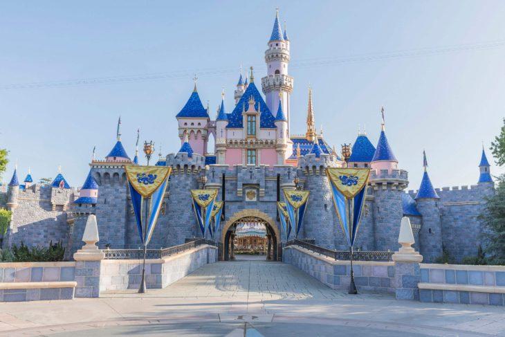 Disneyland temporalmente cerrado
