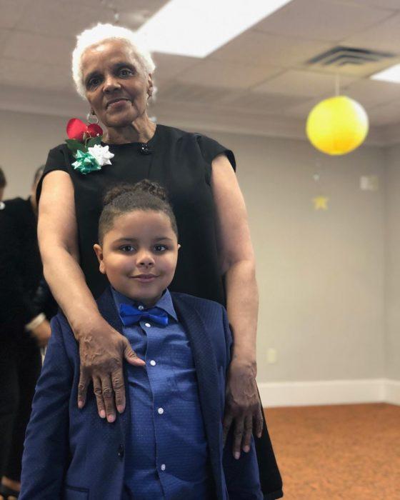 Cavanaugh Bell y su abuela