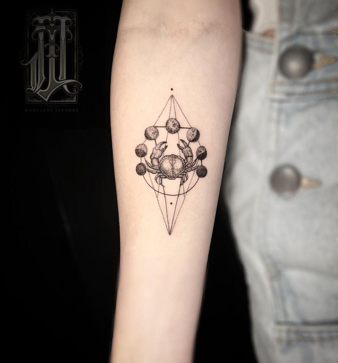 Tatuajes Zodiacales Para Cada Signo Son Encantadores