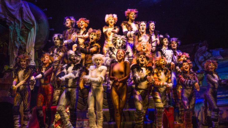 Cats, musical de Brodway