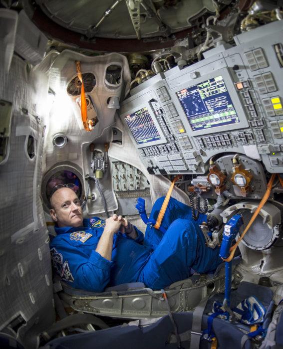 Astronauta de la NASA Scott Kelly da consejos para pasar la cuarentena;