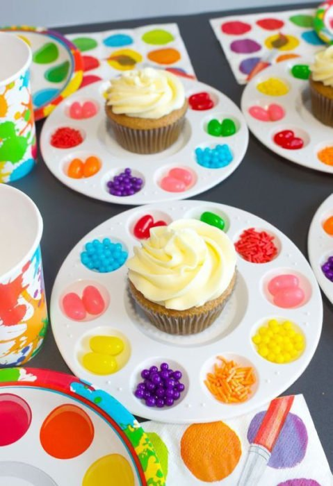 Cupcake para decorar
