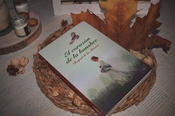 Libro El corazón de la banshee de Raquel de la Morena