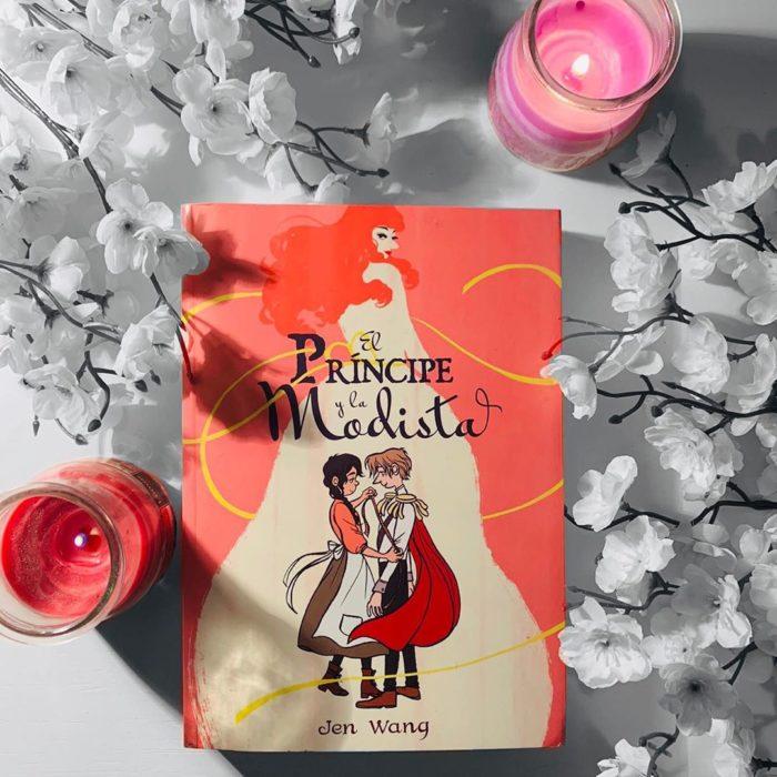 Libro El príncipe y la modista de Jen Wang