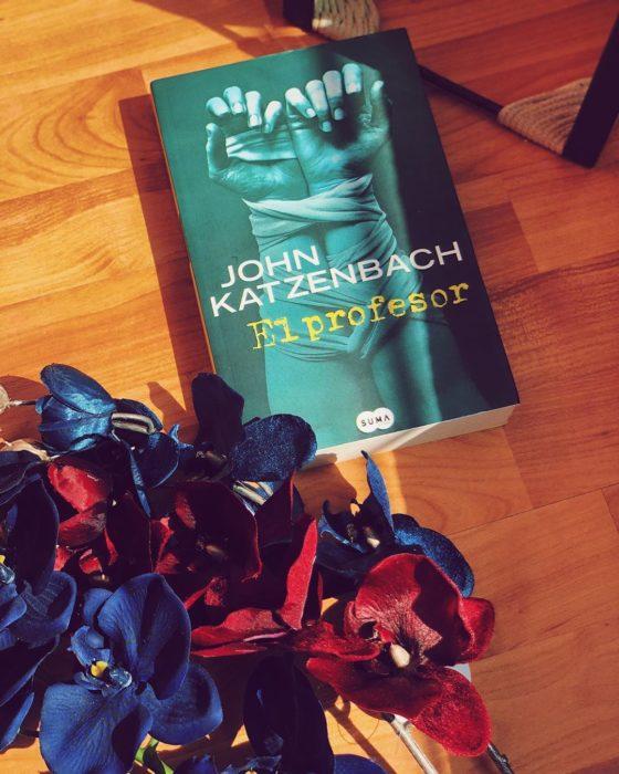 Libro El profesor de John Karzenbach