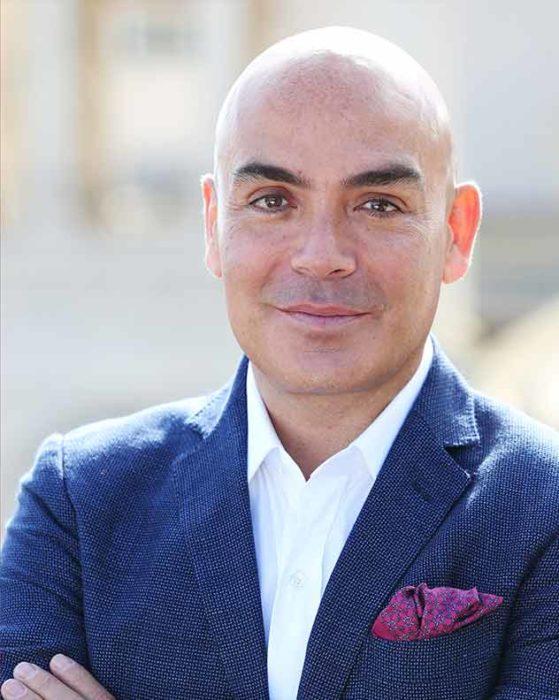 Enrique Sarasola dueño de hoteles room mate