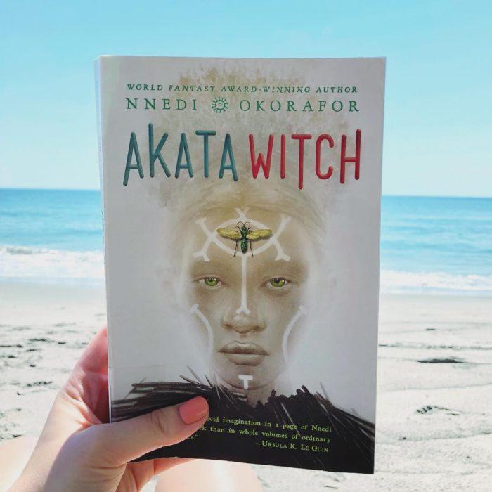 Libro La bruja Akata de Nnedi Okorafor