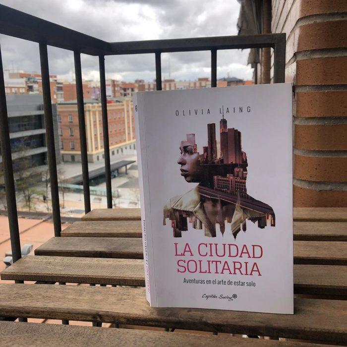 Libro La ciudad solitaria de Olivia Laing