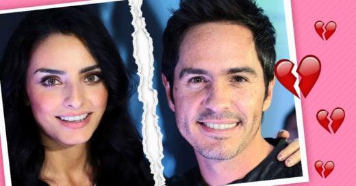 Aislinn Derbez y Mauricio Ochmann de separan y ya no creemos en el amor