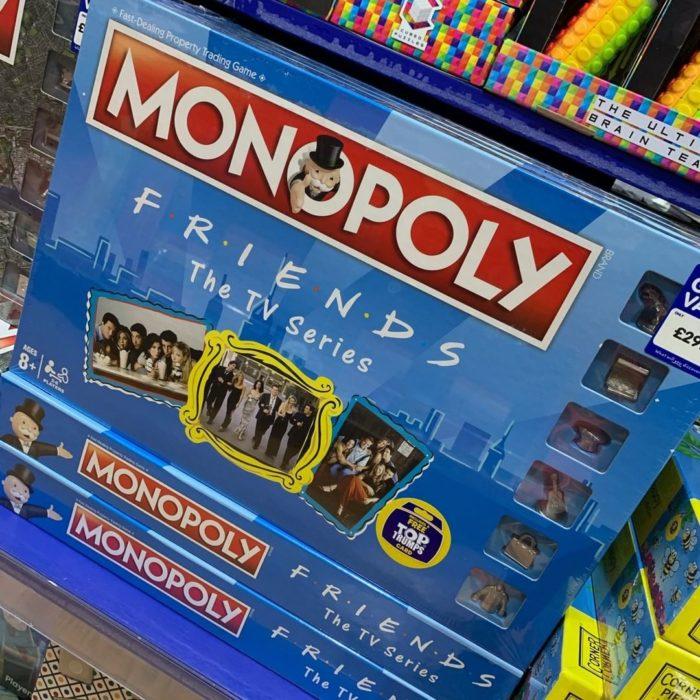 Monopoly edición Friends