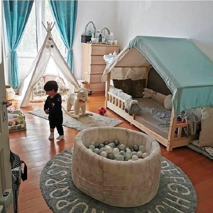 Habitación de niños según fen shui