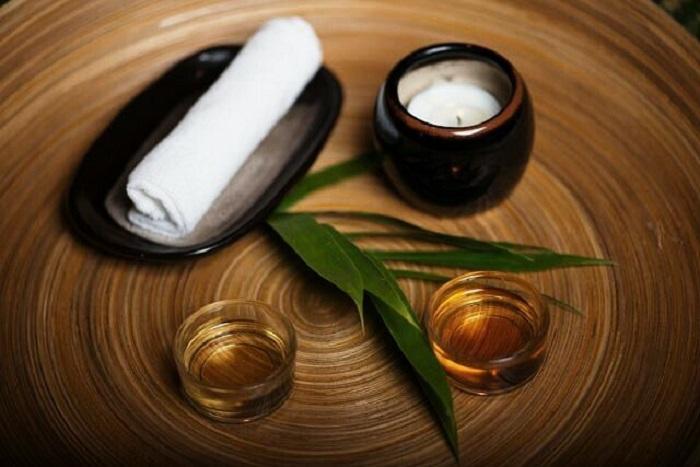 Material para realizar el Otefuki