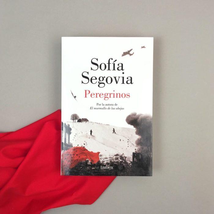 Libro Peregrinos de Sofía Segovia