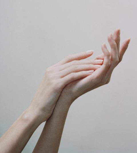 Rutina para manos suaves y bonitas