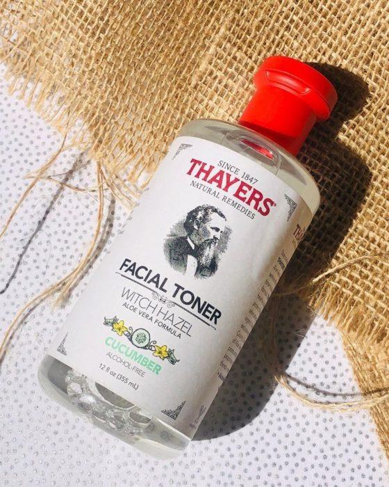 Tónico facial Thayers con Witch Hazel