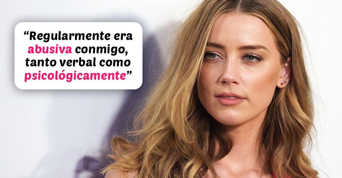 Amber Heard es acusada de maltrato por su exasistente personal