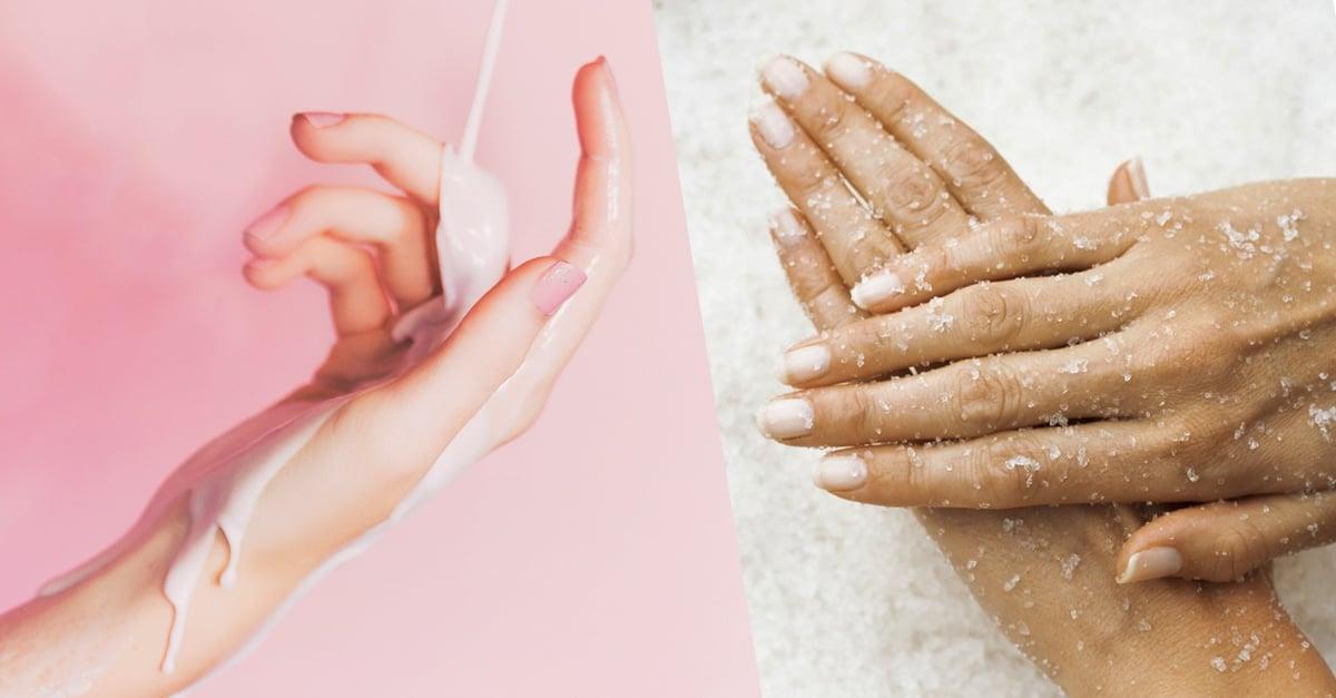 ¿Manos secas de tanto jabón y gel? Con esta rutina quedarán bien suavecitas