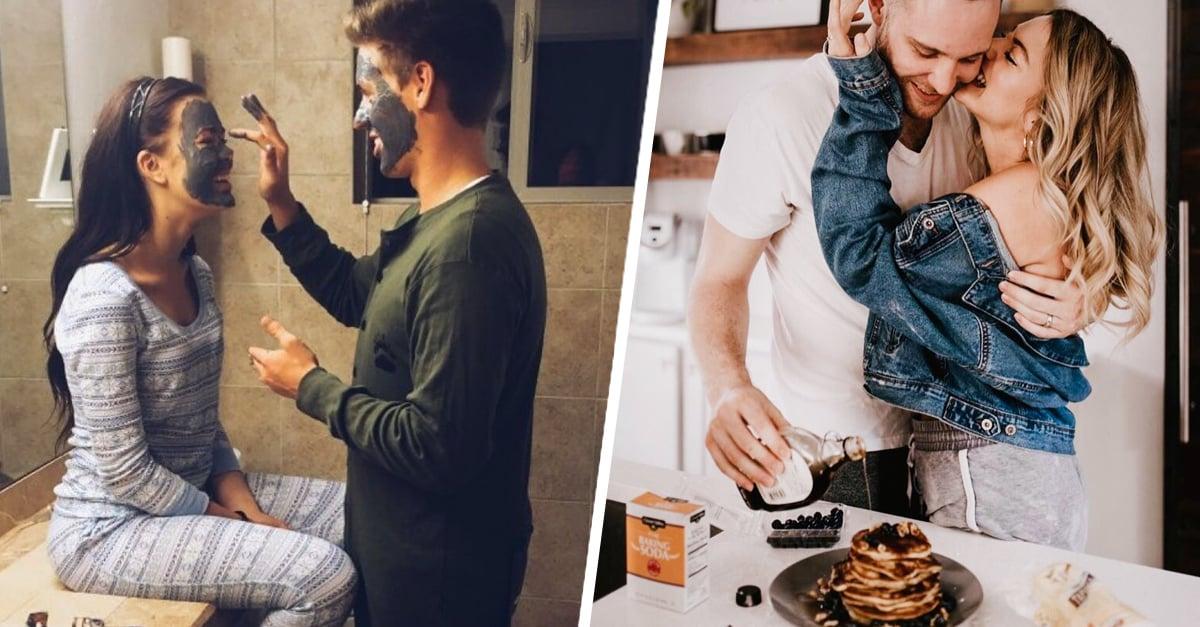 15 Actividades en pareja para pasar un buen rato sin salir de casa