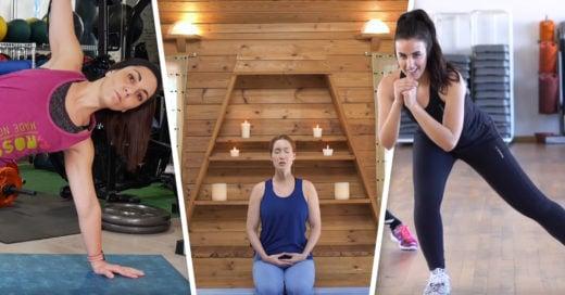 12 Cuentas de YouTube ideales para hacer ejercicio desde tu casa