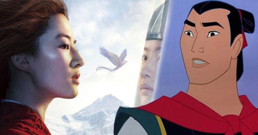 Confirmado: Li Shang no aparecerá en 'Mulan' y el productor explica porqué