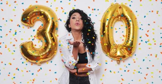 14 Ideas para celebrar tus 30 al estilo quinceañera