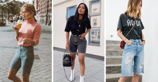 15 Maneras en que debes llevar los 'shorts de turista' de manera chic