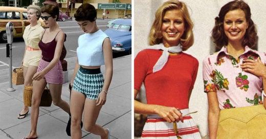 17 Pruebas de que nuestras mamás se vestían mejor que nosotras