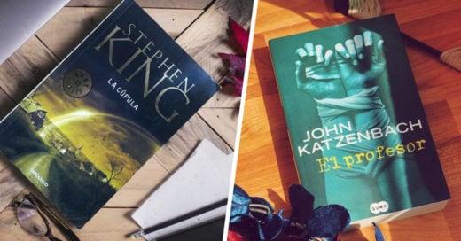 12 Libros que debes de leer durante esta cuarentena