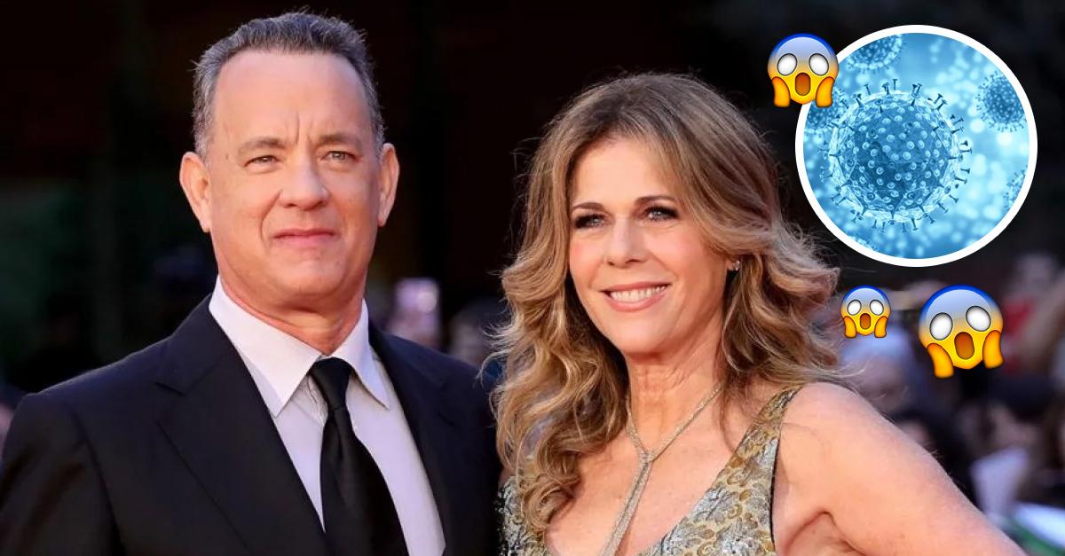 Tom Hanks y su esposa Rita Wilson fueron infectados con coronavirus en Australia