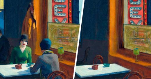 Eliminan a protagonistas de obras de arte y los 'envían a casa' por cuarentena