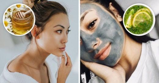 Las 5 mascarillas que sí o sí eliminan las manchas de la piel