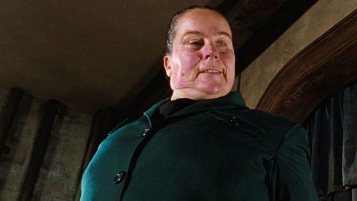Personaje Tronchatoro de la película Matilda