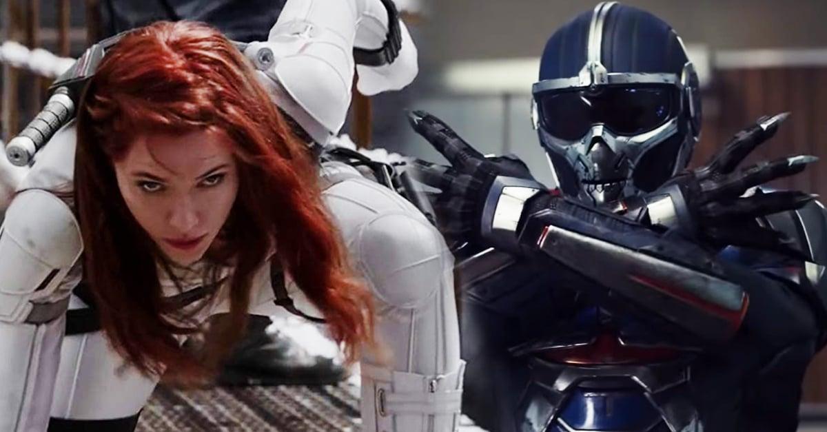 Revelan el último tráiler de 'Black Widow', ¡y ya queremos verla!