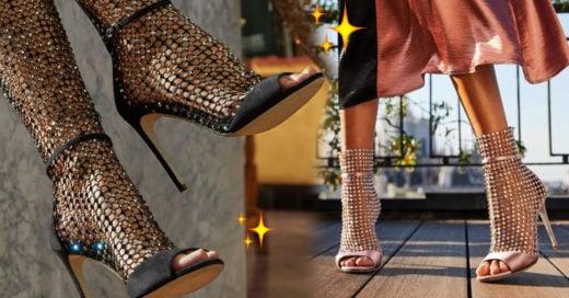 'Galaxia', la brillante colección de zapatos inspirada en el firmamento