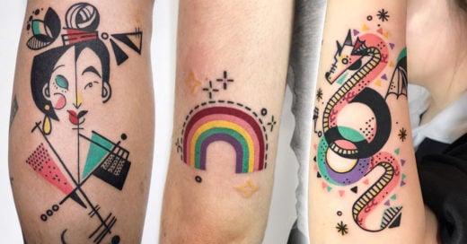 15 Tatuajes diferentes para salir de los mismos diseños de siempre