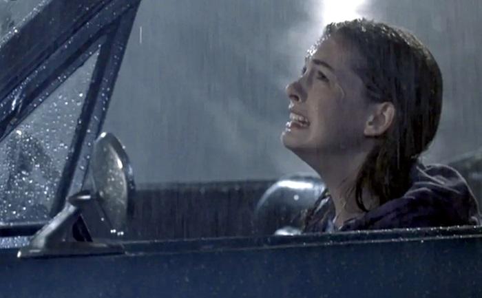 Anne Hathaway como Mia Termopolys en El diario de la princesa