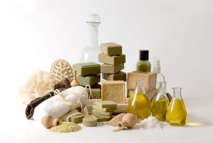 Ingredientes naturales para crear productos naturales de skin care