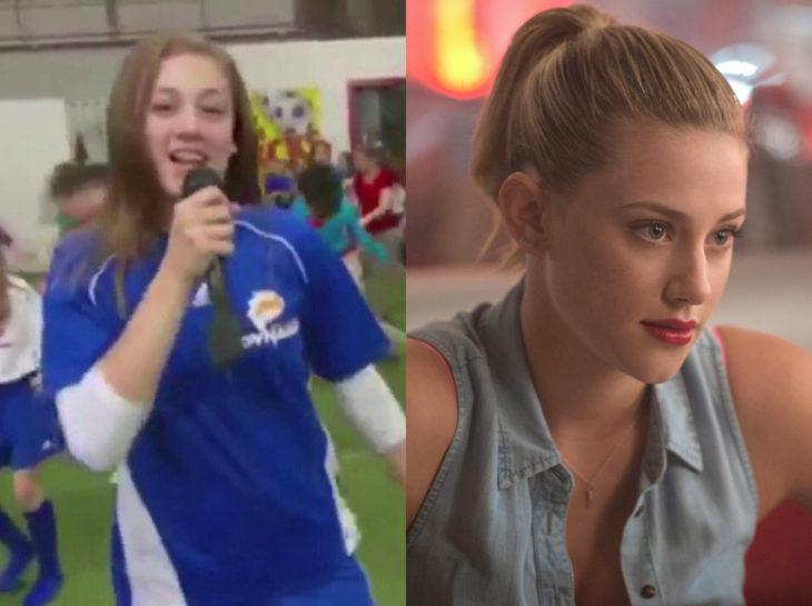 Actores jóvenes de la Generación Z antes y después; Lili Reinhart, Scientastic!, Riverdale