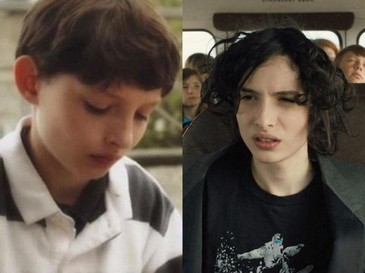Actores jóvenes de la Generación Z antes y después; Fin Wolfhard, Aftermat, El jilguero