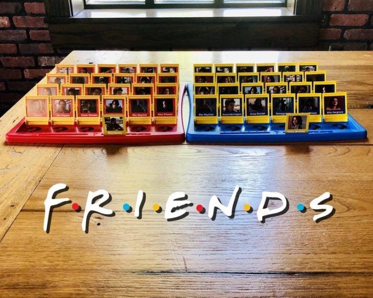 Juego de ¿Adivina quién? de Friends