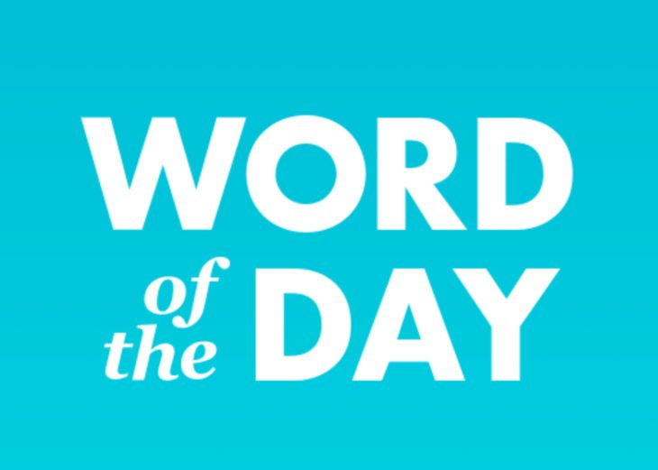 Aplicaciones de celular gratuitas para aprender idiomas; Word of the day