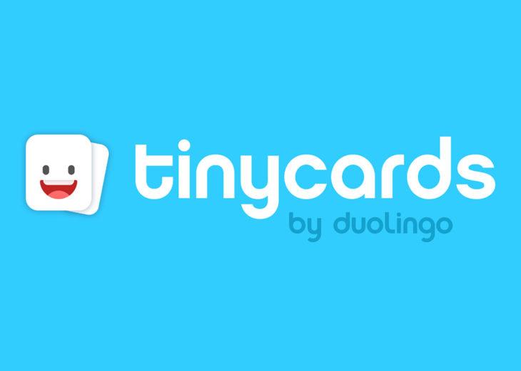 Aplicaciones de celular gratuitas para aprender idiomas; Tiny Cards de Duilongo