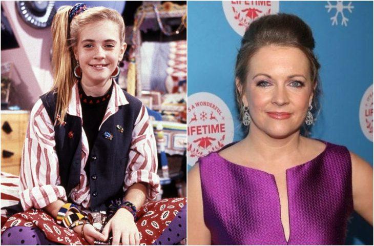 Melissa Joan Hart en Clarissa lo explica todo de joven